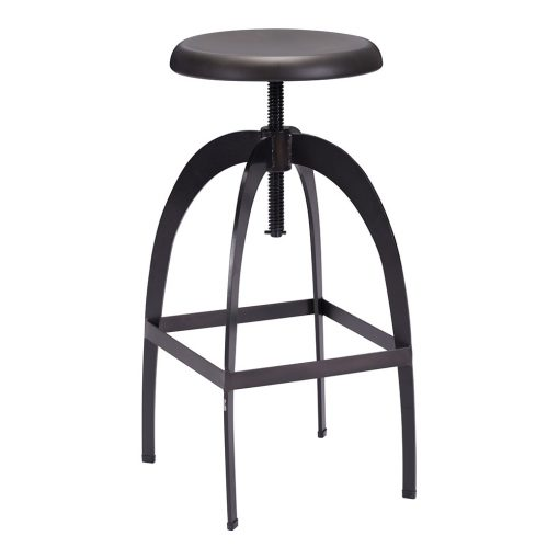 Zuo-Era-Aristotle-Barstool-Antique-Black-98186-1