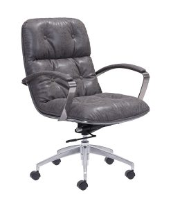 Zuo Era Avenue Office Chair Vintage In