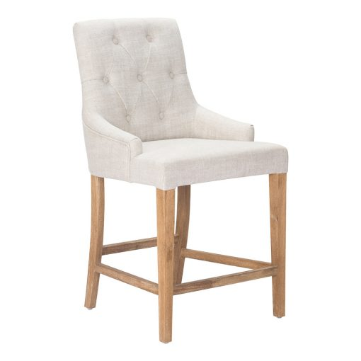 Zuo-Era-Burbank-Counter-Chair-Beige-98602-1