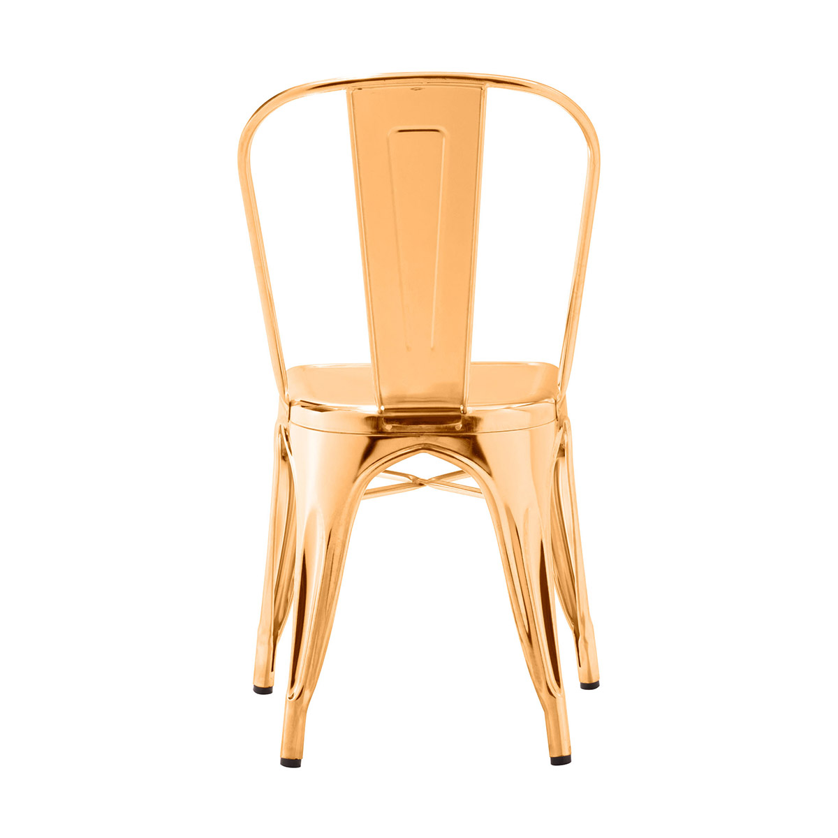 Zuo Era Elio Dining Chair In Gold Boost Home