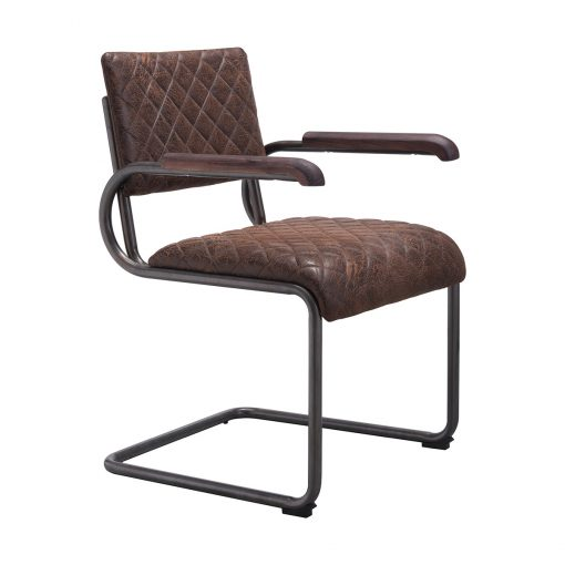 Zuo-Era-Father-Dining-Arm-Chair-Vintage-Brown-100404-1