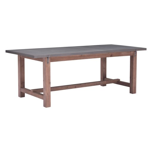 Zuo-Era-Greenpoint-Dining-Table-Gray-&-Distressed-Fir-100501-1