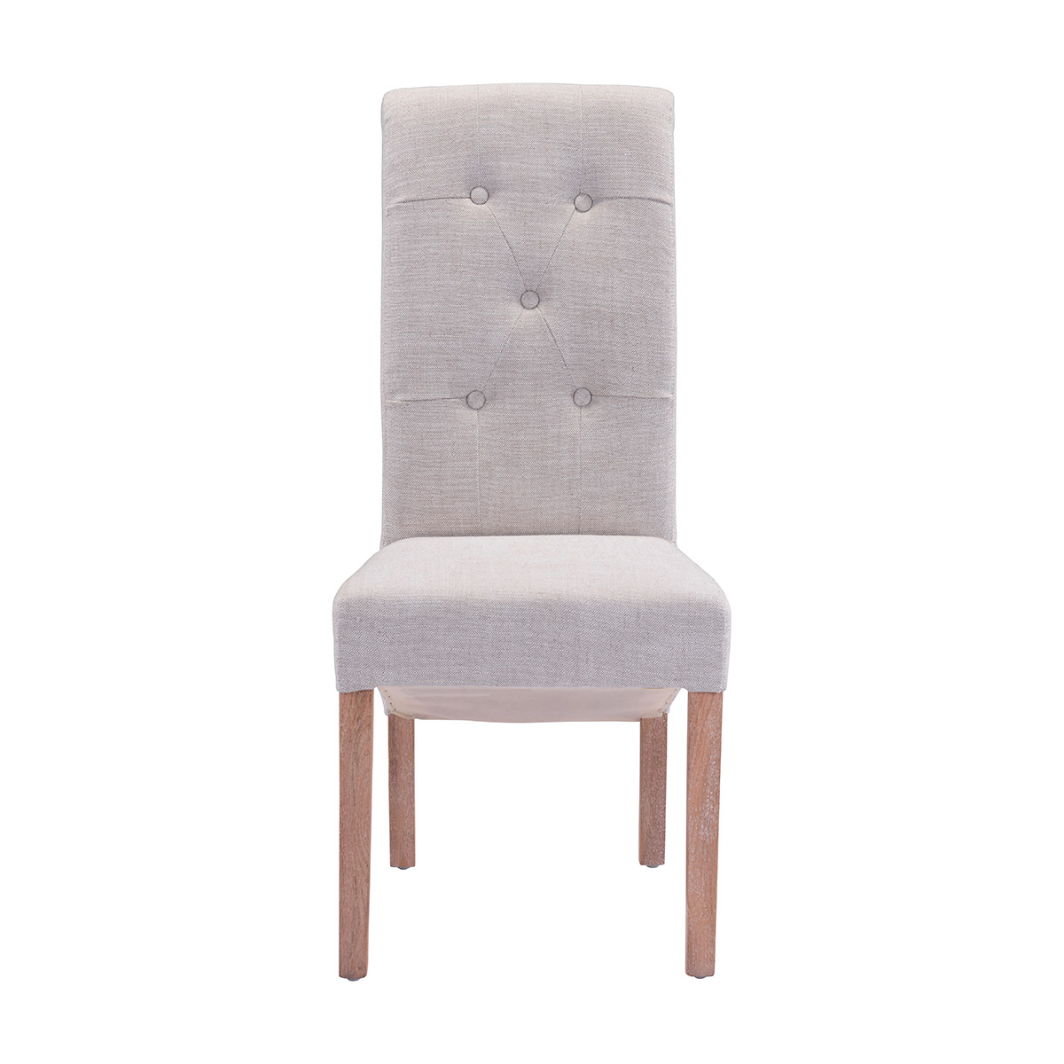 Zuo Era Hayes Valley Dining Chair In Beige Boost Home