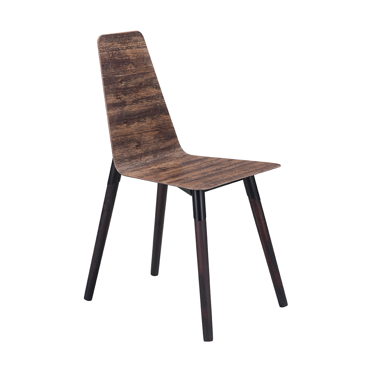 Zuo Era Ignore Dining Chair In Distressed Brown Boost Home