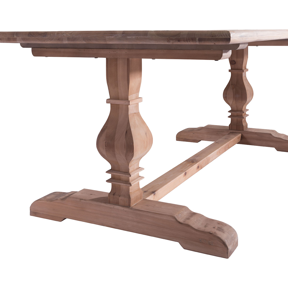 Zuo Era Norfolk Dining Table In Natural Fir | Boost Home