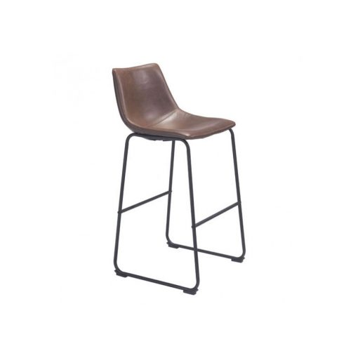 Zuo-Era-Smart-Bar-Chair-Vintage-Espresso-100507-1