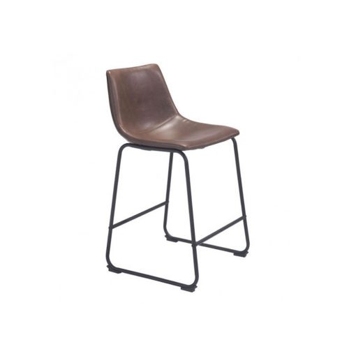 Zuo-Era-Smart-Counter-Chair-Vintage-Espresso-100506-1