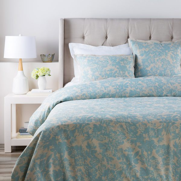 Surya-Clara-Woven-Linen-King-Duvet-Set-in-Aqua-cal5000