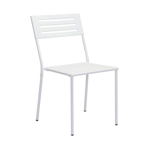 Plastic Outdoor Dining Chairs.Zuo Wald Outdoor Dining Chair In White Boost Home