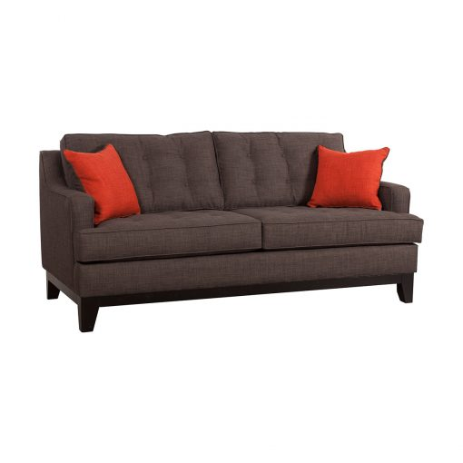 Zuo-Chicago-Sofa-in-Burnt-Orange-&-Charcoal-100174-1